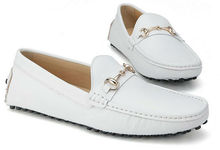 Top Quality Men's Leather Loafers,Brand Flat Shoes,Business Casual Shoes