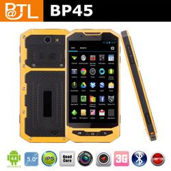 DL0177 Cruiser BP45 2.0+8.0MP industrial waterproof rugged cell phone 4g