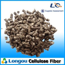 Industrial chemical additive construction grade wood fiber for asphalt pavement