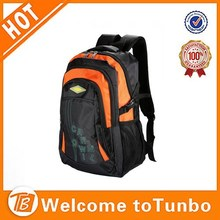 2014 hot new style 600D backpack school bag