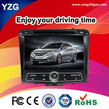 touch screen car dvd player for Hyundai Sonata