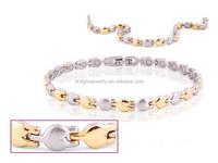 Hot sale customized heavy metal style bracelet