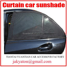 car sunshade car curtain side windows cover sunshade, windows socks car accessories