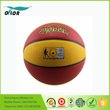 Custom laminated offcial size PVC basketballs