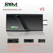 RKM Quad Core Android4.4 mini pc RK3288 2G DDR3 16G ROM Bluetooth Dual Band 2.4G/5G Wifi 802.11n[V5]