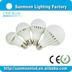 3w 5w 7w 9w 12w e27 b22 smd low price led light bulb cost
