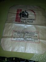 Ad Star Valve Cement bag/block bottom valve bag/ 50 kg for packing