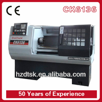 Industrial CK6136 lathe for stone