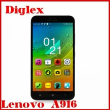 Original 5.5inch Lenovo a916 MTK6592 Octa core 1GB Ram 8GB Rom 4G LTE android Google Play GPS Mobile phone With Factory Price