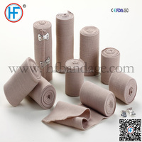 Rubber elastic bandage with ISO CE FDA approval