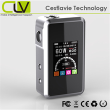2200mAh carbon fiberSMY60 60W electric cigarettes uk