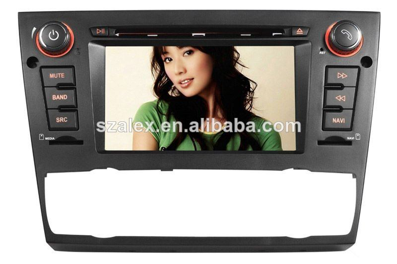 autoradio lecteur dvd de voiture avec la navigation gps pour bmw s rie 3 e90 e91 e92 93 2005 2012. Black Bedroom Furniture Sets. Home Design Ideas