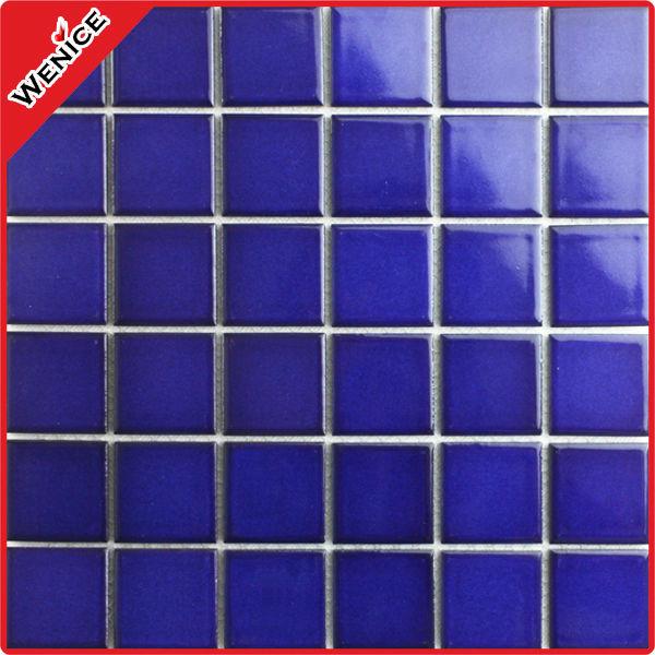 2015 New Blue Ceramic Pool Mosaic Tile For Floor Buy Blue Ceramic Tiles Ceramic Mosaic Pool