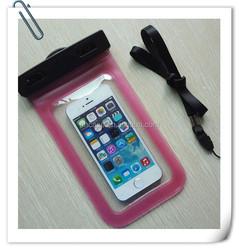 2015 Product mobile phone waterproof bag , waterproof phone bag