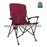 CB-125 2014 New Folding Leisure Beach Chair with Plastic Armrest