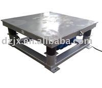 ZDP series vibration table for concrete