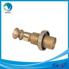 2 pin 3 pin marine brass 32A high current watertight electric plug CTS3-2/15