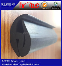 famous professional factory extrusion boat windshield rubber seal in china