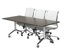 Wrought Iron Aluminium Table Table Folding Furniture