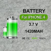 China Factory Price Battery For iPhone 4 Battery Handyakku