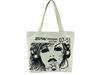 fashion canvas shopping tote women bags