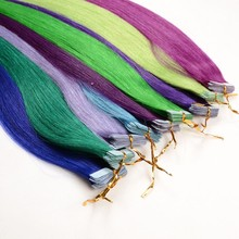 Hairpiece Straight 16 Clips in False Hair Styling Synthetic Clip In Hair Extensions 6pcs/set Heat Resistant Hair Pad