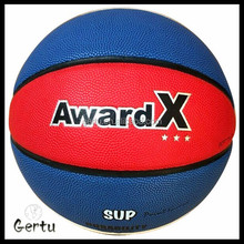 size 6 Colorful Indoor Pu leather basketball for women
