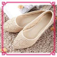 Wholesale Ladies Shoes Flat Ballerina Guangzhou Fashion Ballerina shoes for ladies