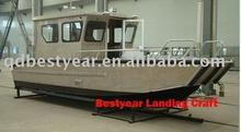 Lanchas de desembarco ALC750 Aluminio embarcación semi-barcaza