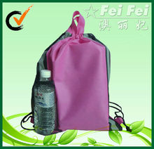 outdoor sport backpack with water bottle holder