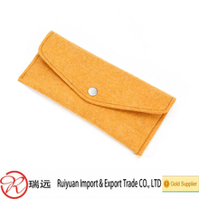 Unique Top Selling Portable felt glasses case made in China