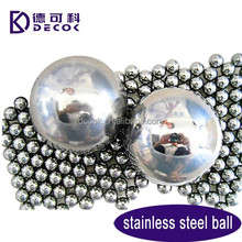 factory direct sales unhardened type 300 series g200 stainless steel balls/ beads