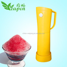 electric ice crusher/ice shaver for home use as seen on tv summer hot sale