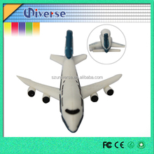 New products promotional gift usb,customised usb flash drives, airplane usb