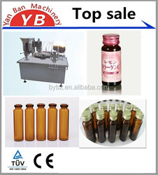 Shanghai Factory good price Automatic Oral Liquid Filling and capping Machine