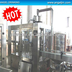 Jiangmen Angel XGF 4-in-1 small bottle mineral water plant factory cost
