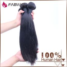 6A factory wholesale Brazilian human hair extensions for black women