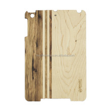 Tablet case natural real wood case for ipad mini2 , for ipad case air ,for ipad mini case wood