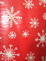 Jumbo Roll Christmas Gift Wrapping Paper Printed Tissue Paper Roll