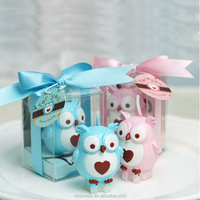 Hot sale owl shaped artificial candles wholesale