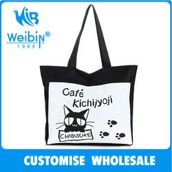 2014 newest designer cheap Active tote bags printed for women