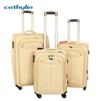 2013 new design popular colorful travel lightweight luggage