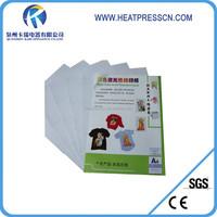 high quality deep transfer paper for inkjet printer