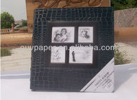 Hot sale household portable karizma wedding photo album