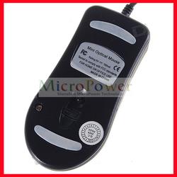 USB 1.1 Mini Retractable Optical Mouse
