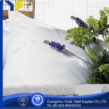 oblong high quality 100% cotton newborn baby infant pillow