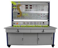 Power Electronics Training Workbench Educational Equipment Vocational Training Equipment Electronics Teaching Model