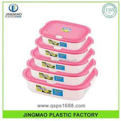 2014 new design Plastic Food Storage Box BXHE-0152