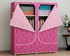 Fabric clothes closet organizer/ fabric covers/ foldable clothes organizer