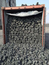 Foundry coke utilisé en cubilot